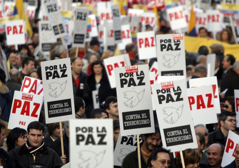 Madrid contra el terrorismo