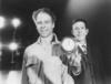 En 1944 se produjo el encuentro que marcó su vida y su arte: realizó su primer espectáculo propio, con música del compositor John Cage, que fue su compañero hasta su muerte en 1992