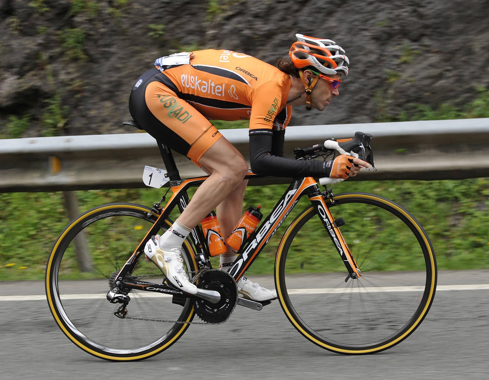 Primera etapa de la Vuelta al País Vasco