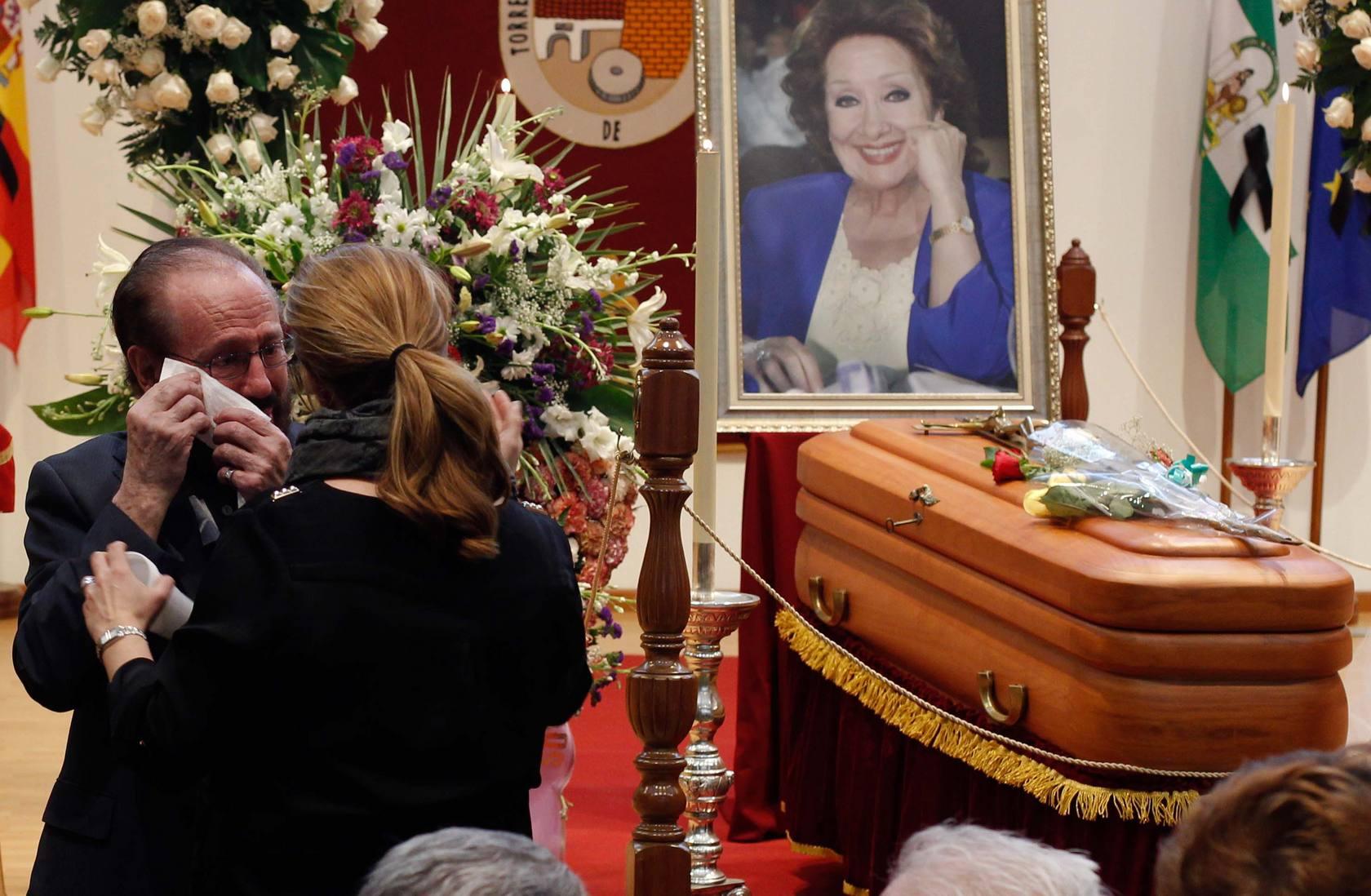 Fallece Marifé de Triana