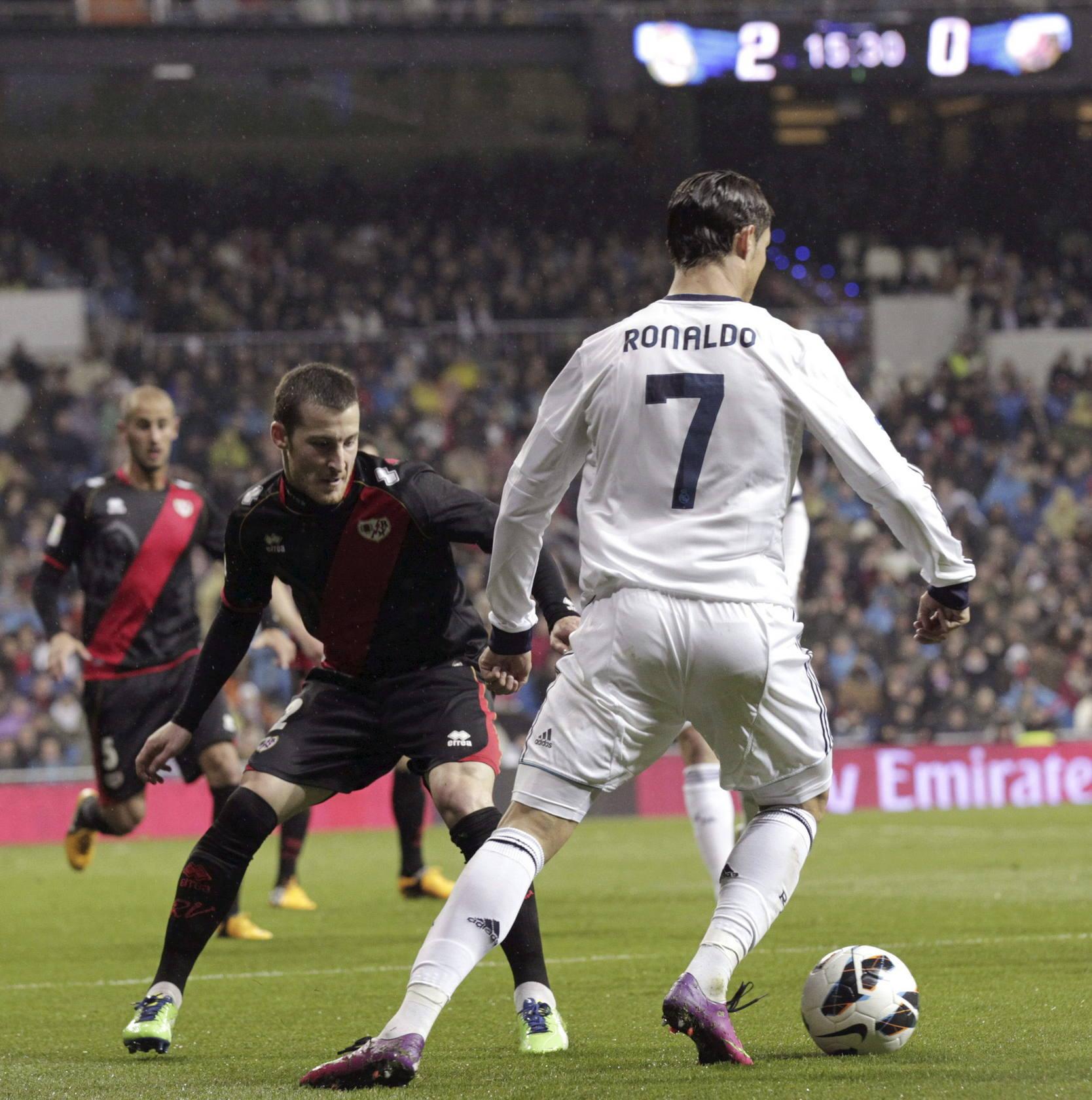 Real Madrid-Rayo (Liga)