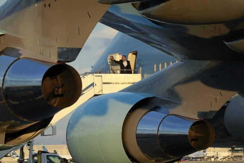 Sprint final entre Romney y Obama