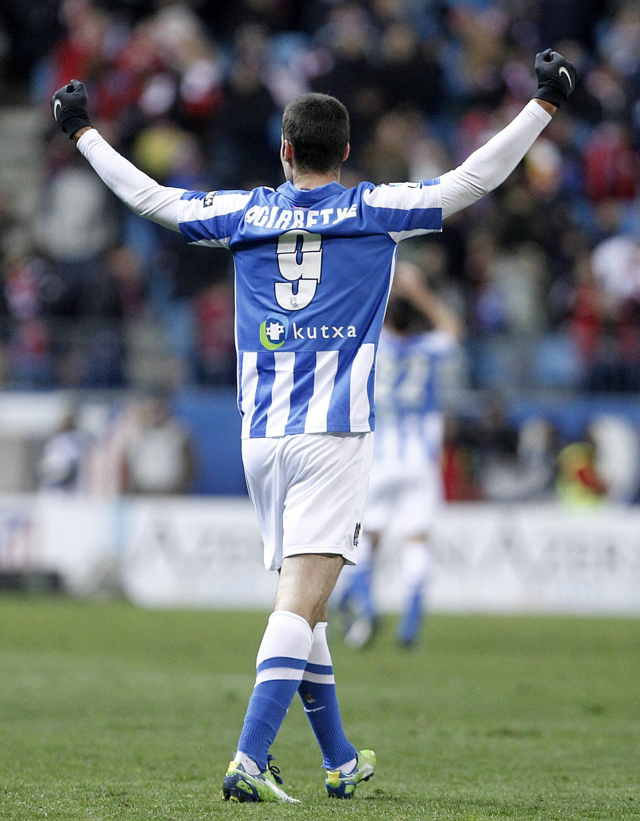 Triunfo de la Real en el Calderón