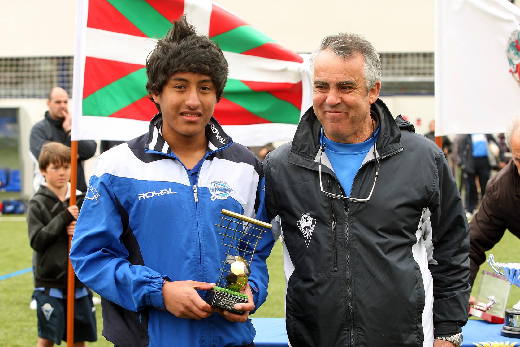 Los cadetes de la Real Sociedad ganan el trofeo López Ufarte