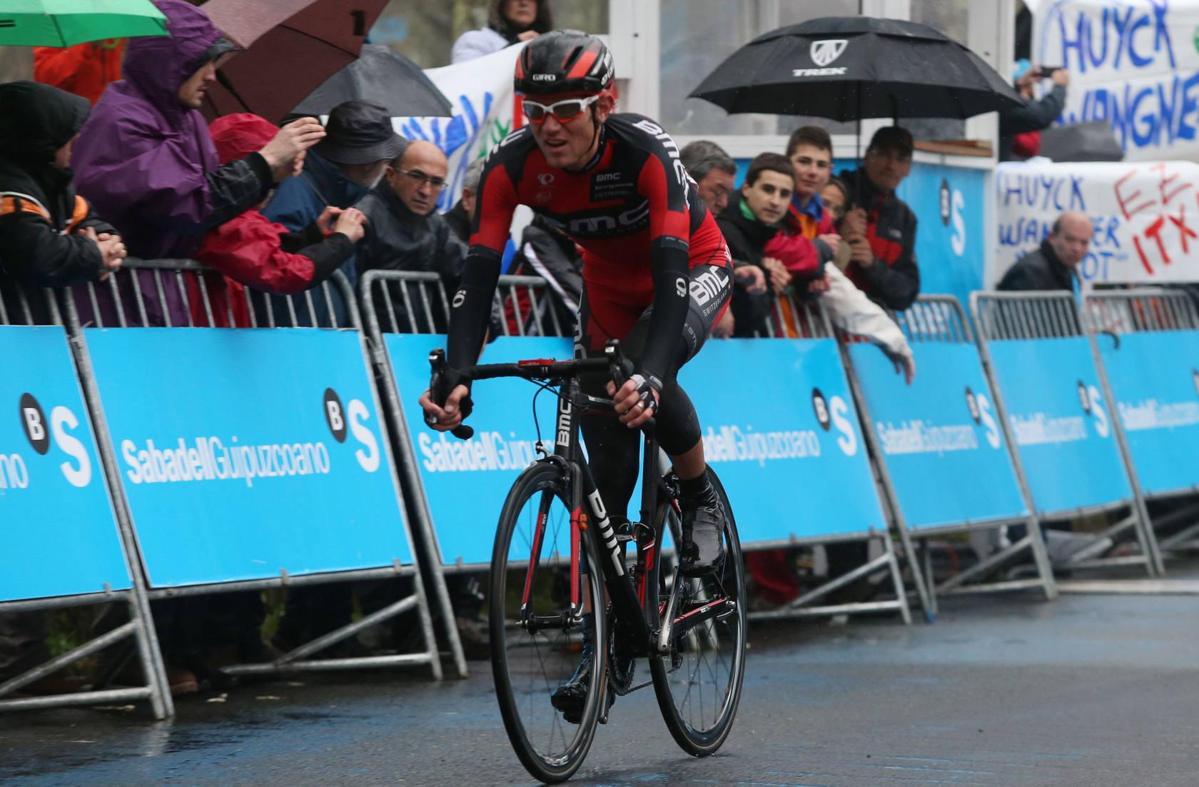 Cuarta etapa de la Vuelta al País Vasco