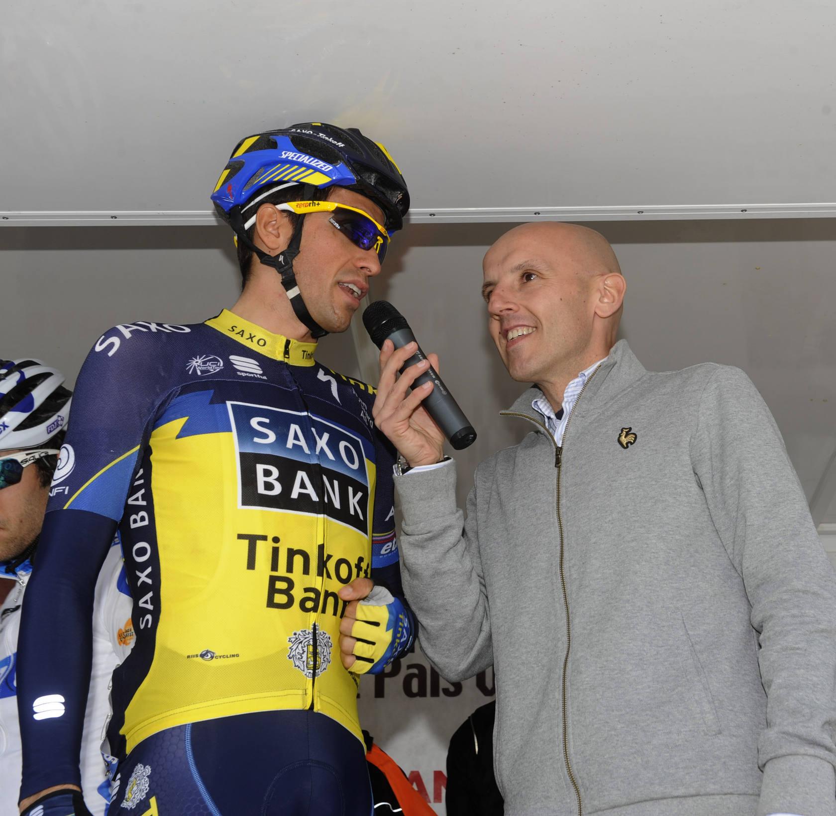 Tercera etapa de la Vuelta al País Vasco