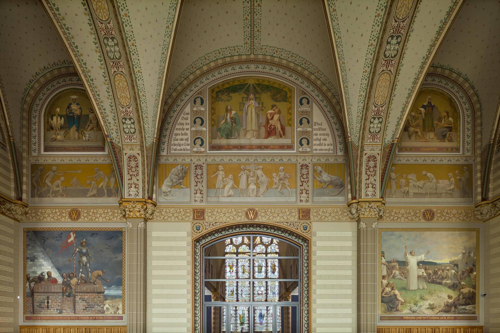 Cruz y Ortiz resucitan el Rijksmuseum