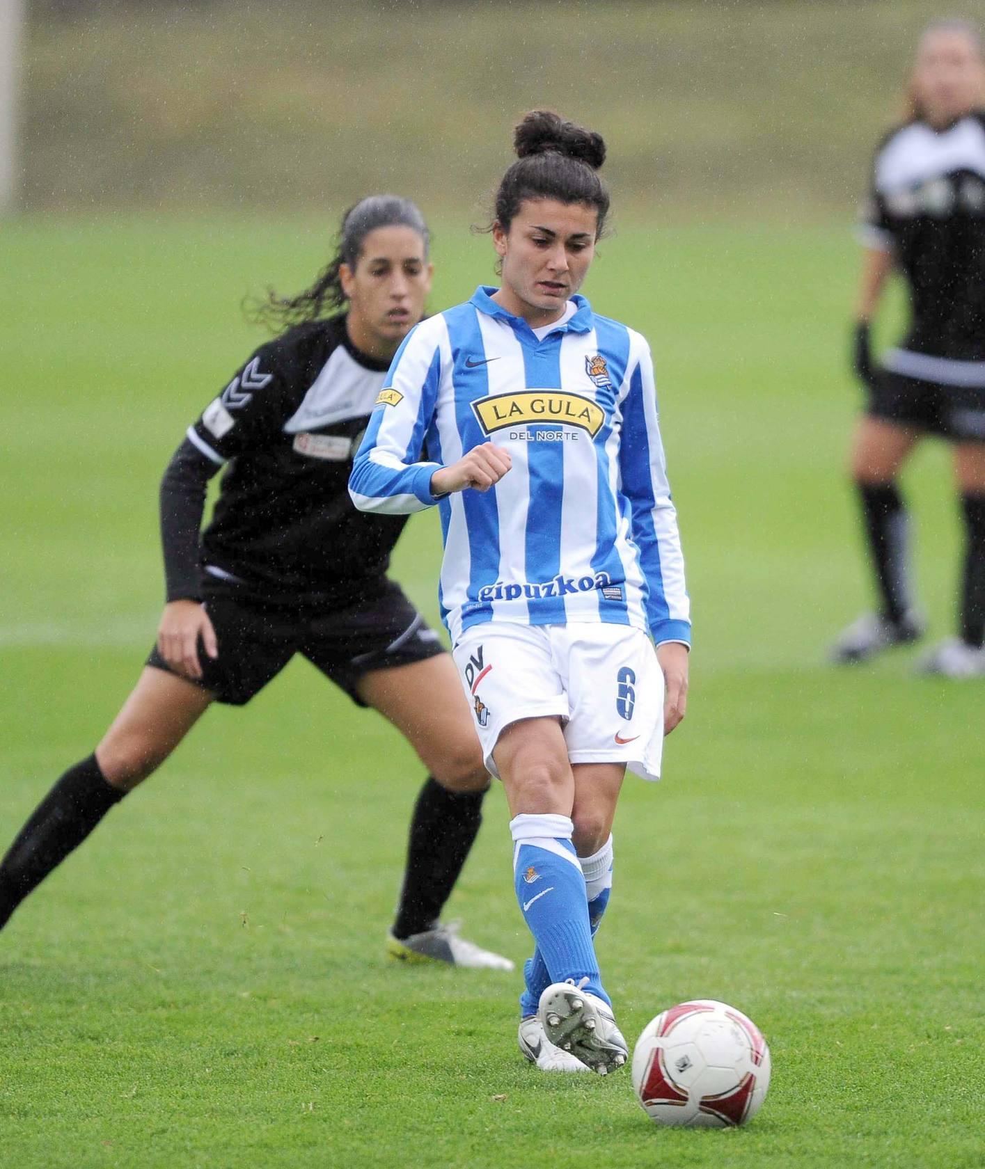 La Real Sociedad femenina empata ante el Zaragoza