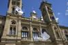 Concentraciones en Euskal Herria en repulsa por el atentado de ETA