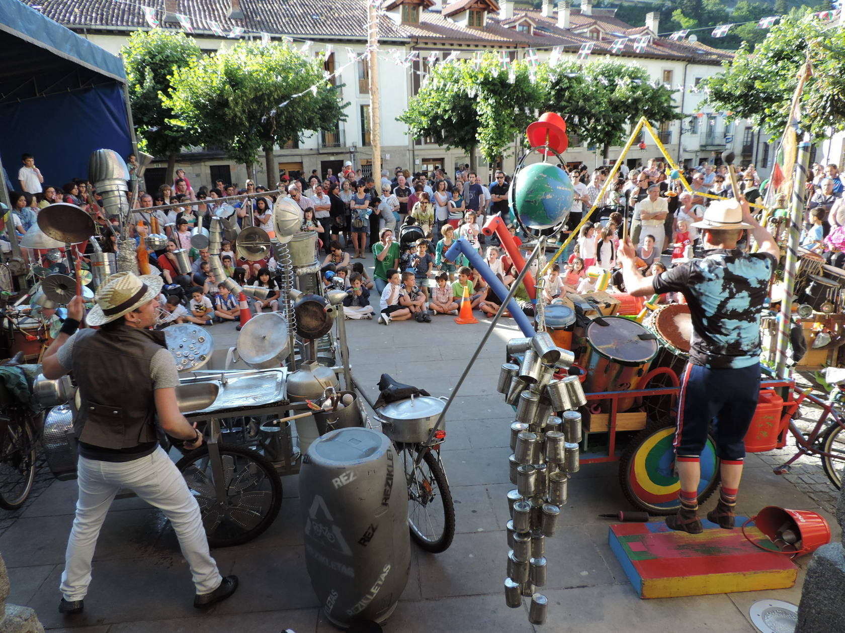 Éxito en San Pedro Jaiak 2013 en Eskoriatza